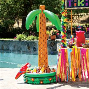 Inflatable Palm Tree Drinks Cooler 1 8m One Stop Parties